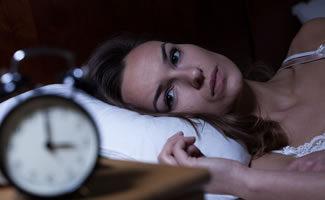 Slaappatroon bij overgangssymptomen