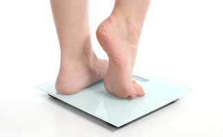 Gewichtstoename tijdens de overgang